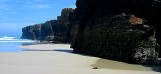 Espectacular Playa de las catedrales
